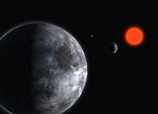 Découverte d'une exoTerre potentiellement habitable