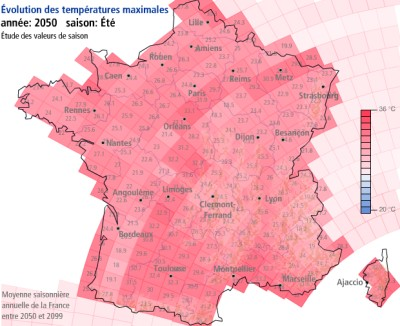 Quel temps fera t'il demain ? Le simulateur de climat de Météo-France inquiète...