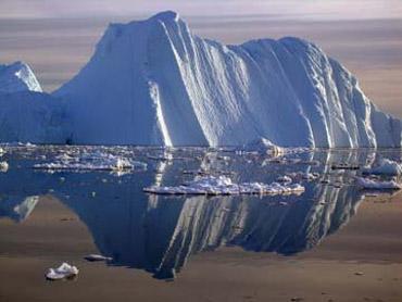 Le Groenland a perdu 1500 gigatonnes de glace entre 2000 et 2008