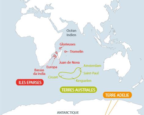 iles australes francaises