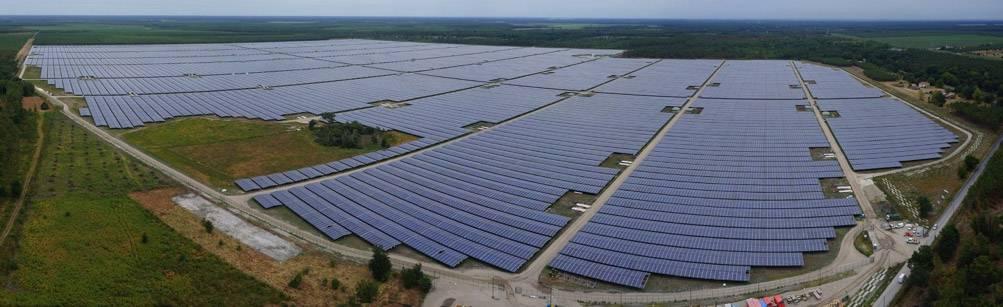 centrale solaire Cestas