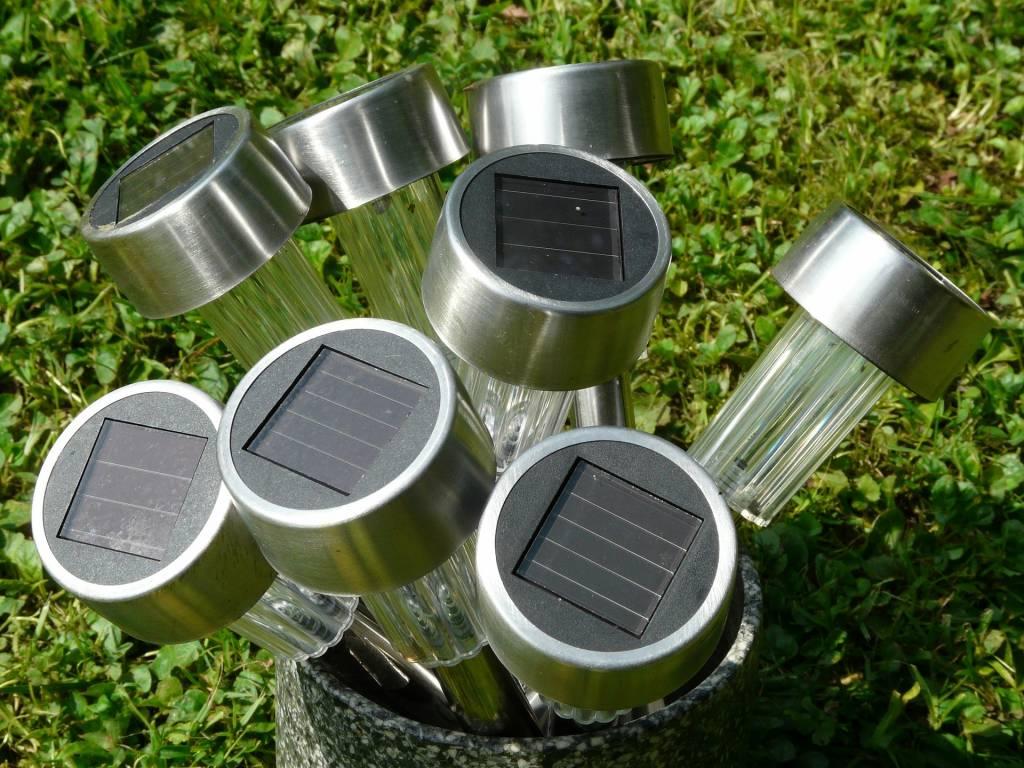 Le boum des lampes solaires : un bienfait pour l\'environnement ...