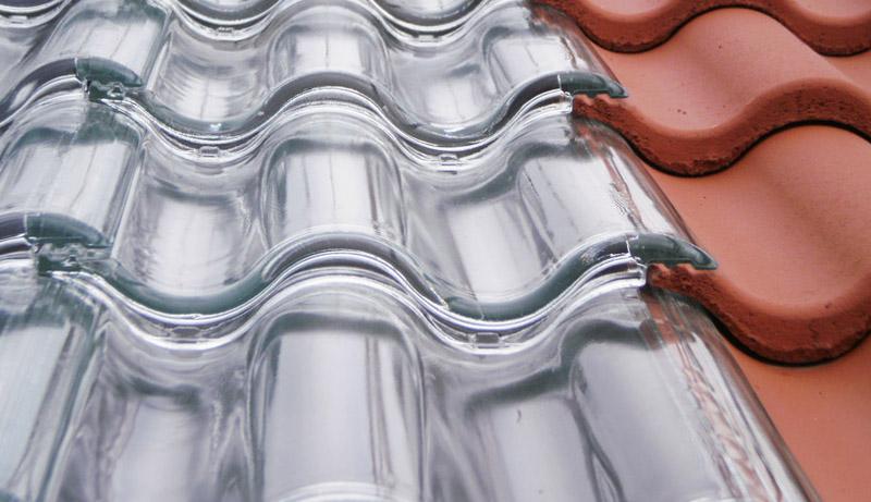 Terrasse couverte tuile transparente - Nos Conseils