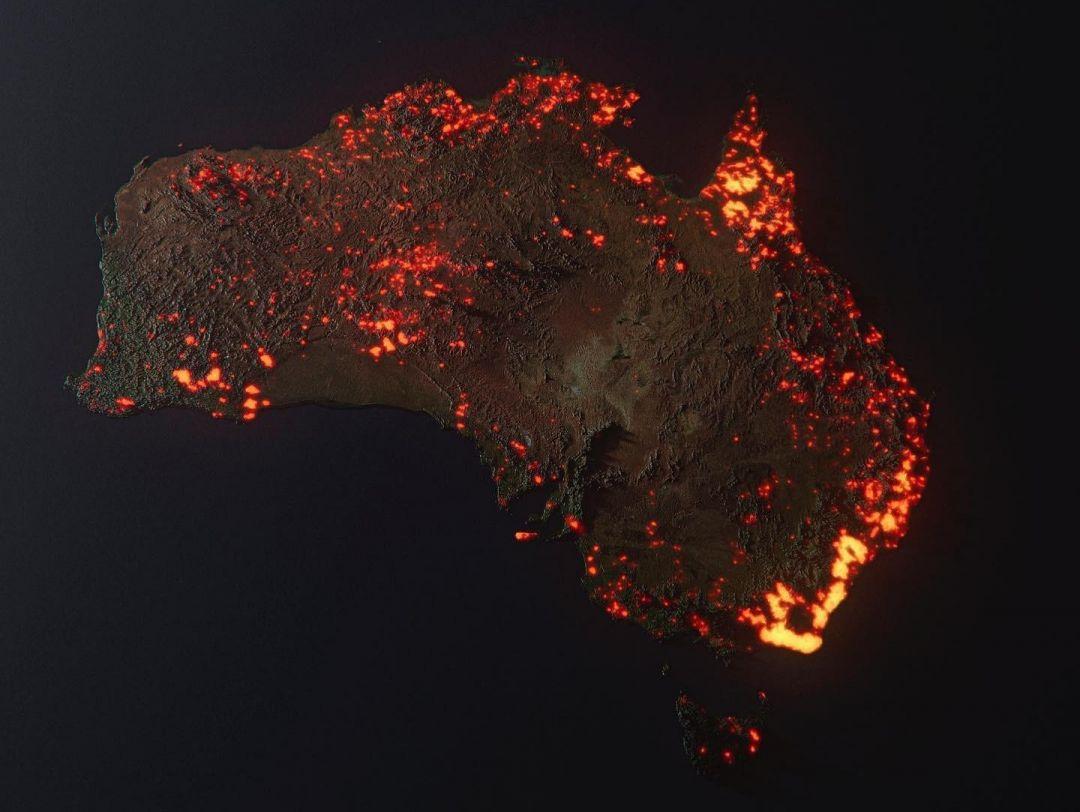 La plainte du jour (ça fait du bien) - Page 3 Incendies-Australie-3D-2019-2020