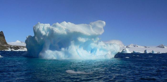 Antarctique iceberg