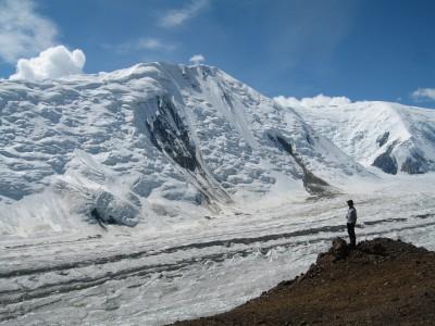 Campagne de terrain sur les glaciers des Saint Elias (Alaska et Territoire du Yukon)