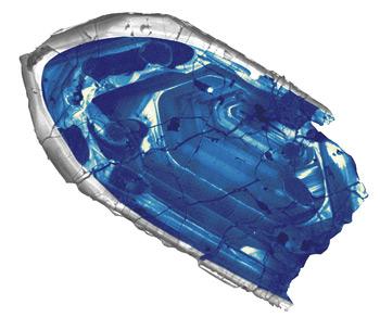 zircon Terre roche record age
