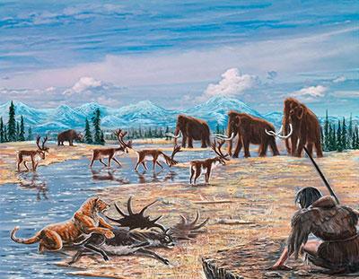 faune_pleistocene