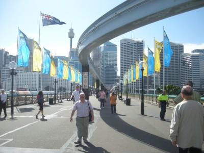 Dernier colloque tri annuel de l'Association mondiale des grandes métropoles, Metropolis , Sydney, octobre 2008