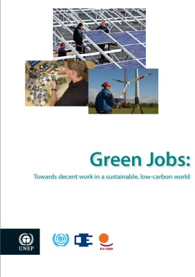 L'essor de l'économie verte pourrait créer des dizaines de millions d'