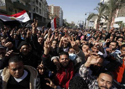 EGYPTE. INTERWIEW D'UN COMPAGNON ANARCHISTE . Egypte_revolution
