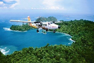 NatureAir : la première compagnie aérienne dite