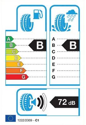 etiquette pneu