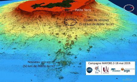 Carte Sismique Inde.Naissance D Un Inquietant Volcan Sous Marin A L Est De