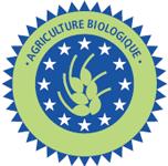 Le logo actuel de l'agriculture biologique en Europe