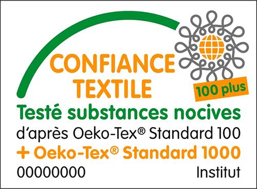 Oeko-Tex confiance textile