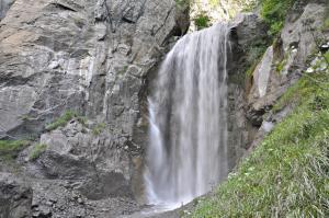 Cascade de la Ravoire