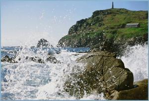 La côte galloise
