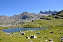 Lac Cornu - Vallée de Neuvache