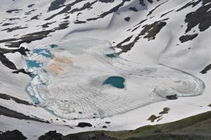 Lac du Grand Ban - Col des Rochilles