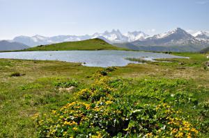 Lac du Laitelet - Col de la Croix de Fer