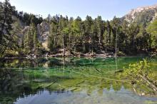 Lac Vert - Vallée Etroite
