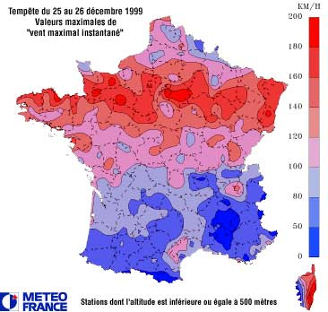 Carte Des Vents Meteo France | tonaartsenfotografie
